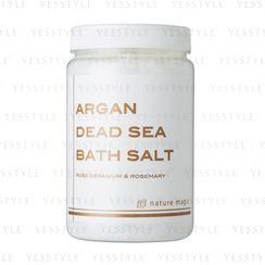 nature magic - Argan Dead Sea Bath Salt