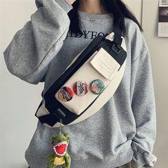 SUNMAN - Badge Sling Bag
