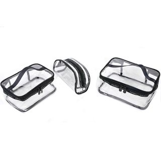 Storage Master - Travel Transparent Toiletry Bag