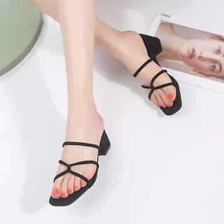 YIVIS - Block Heel Sandals