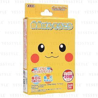 Bandai - Plaster Pokemon