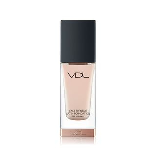 VDL - Face Supreme Satin Foundation SPF20 PA++ 35ml (4 Colors)