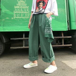 Porstina - Wide-Leg Pants