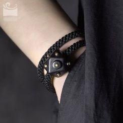 Zeno - 编织搭层手链