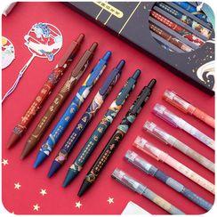 Momoi - Set: Retro Print Pen
