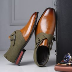 Taragan - 粗跟皮鞋