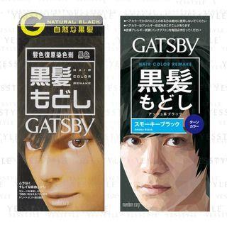 Mandom 漫丹 - Gatsby 染髮劑 - 2 款