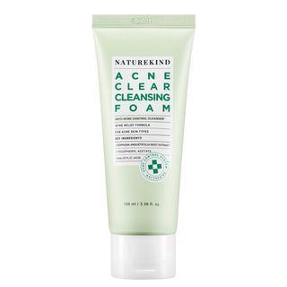 NATUREKIND - Acne Clear Cleansing Foam 100ml
