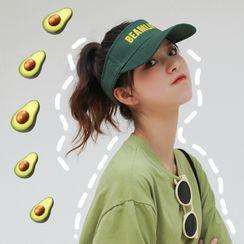 LANWO - Lettering  Visor Hat