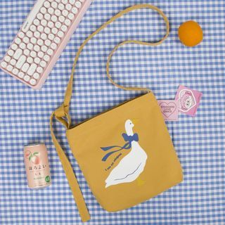 Geolte - Print Crossbody Bag