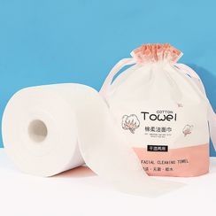 Ozuo - Disposable Face Towel Roll
