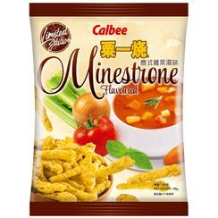 Calbee - [Limited] Minestrone Flavored Grill-A-Corn 60g