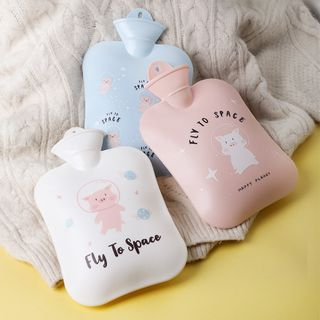 Yulu - Printed Hot Water Bottle