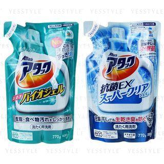 花王 - Attack Laundry Detergent Refill - 2 Types