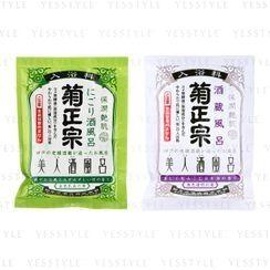 Kiku-Masamune Sake Brewing - Japanese Sake Bath Agent 60ml - 4 Types