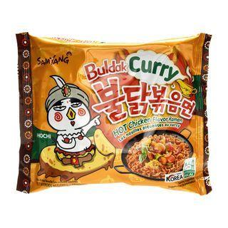 Samyang - Hot Chicken Stir Ramen Curry Flavor
