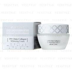 3W Clinic - Collagen Whitening Cream