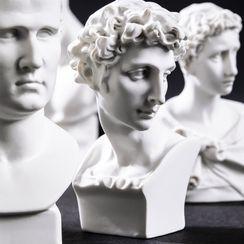 拙木紙品 - 雕塑石膏飾品