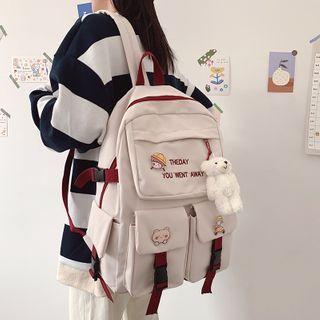 Gokk - Two-Tone Lightweight Backpack