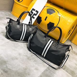 SUNMAN - Stripe Carryall Bag