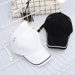 Buttercap - Contrast Trim Baseball Cap