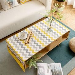 iMpressee - Chevron Fabric Table Cloth