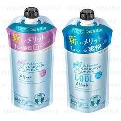 花王 - Merit The Shampoo 2-In-1 Refill - 2 Types