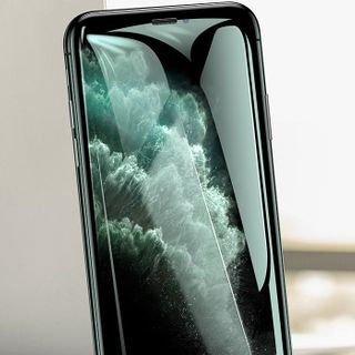 Mobby - Tempered Glass Screen Protector Film - iPhone 11 Pro Max / 11 Pro / 11 / XS Max / XS / XR / X / 8 / 8 Plus / 7 / 7 Plus