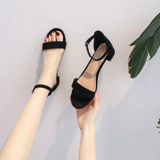 Fale - 粗跟凉鞋