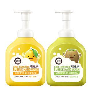 HAPPY BATH - Juice Smoothie Bubble Hand Wash 500ml