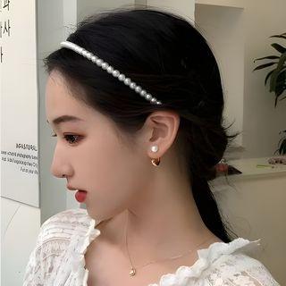 Ordinario - Faux Pearl Headband