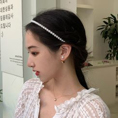 Ordinario - Faux Pearl Headband