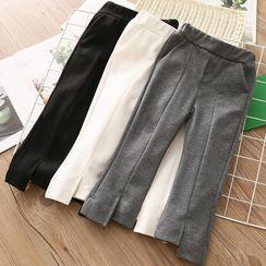 贝壳童装 - 小童喇叭裤