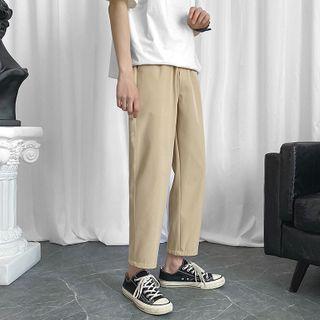 YERGO(ヤーゴ) - Cropped Dress Pants