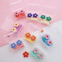 Chichat - Flower Contact Lens Case