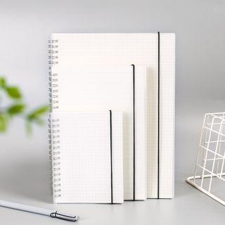 Hekki - A6 / A5 / B5 Spring Notebook