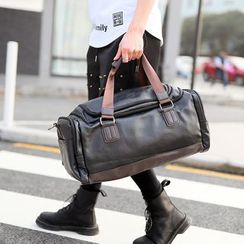 BagBuzz - Faux Leather Carryall
