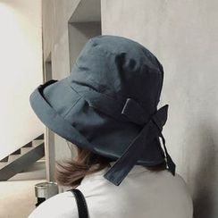 FROME - Bow Plain Bucket Hat