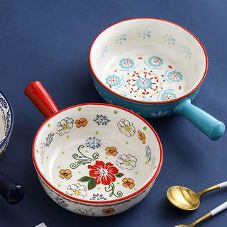 Hashi - 碎花陶瓷茶壺