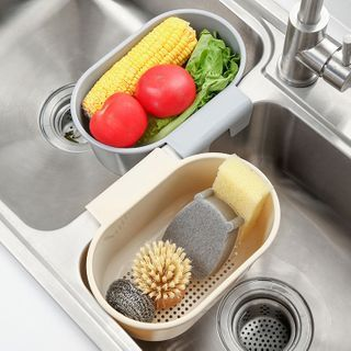 Popcorn(ポップコーン) - Plastic Sink Caddy / Pot Scourer / Set