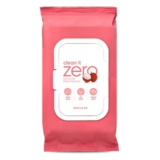 BANILA CO - Clean It Zero Lychee Vita Cleansing Tissue