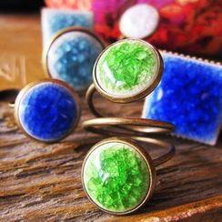 Townlet - 陶瓷装饰戒指