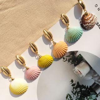Bilibala - Shell earrings