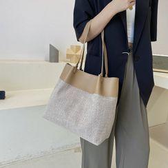 mizandrus - Panel Tote Bag