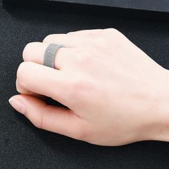 Soosina - Stainless Steel Ring