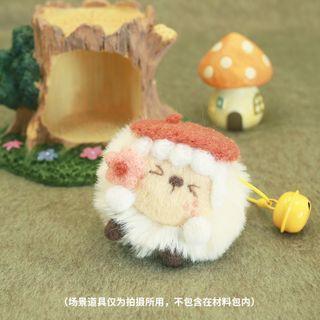 DOLLIY - Animal Hanging Decoration DIY Needle Felting Kit