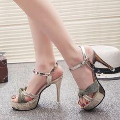 Yoflap - Platform Sandals