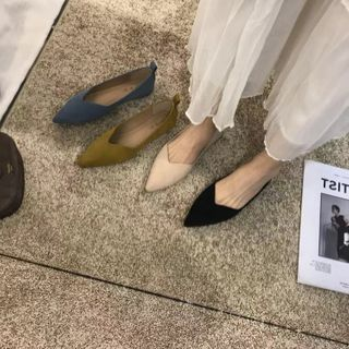 Belbie - Pointed Flats