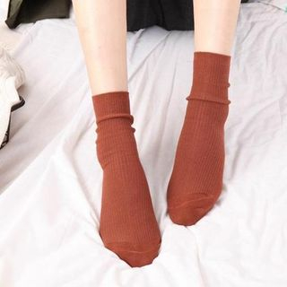 ASAIDA - Ribbed Socks
