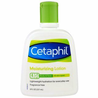 Cetaphil - Moisturizing Lotion (Fragrance Free)